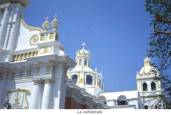 Pondichery Cathedral